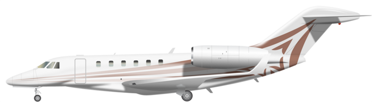 Large citation ten side