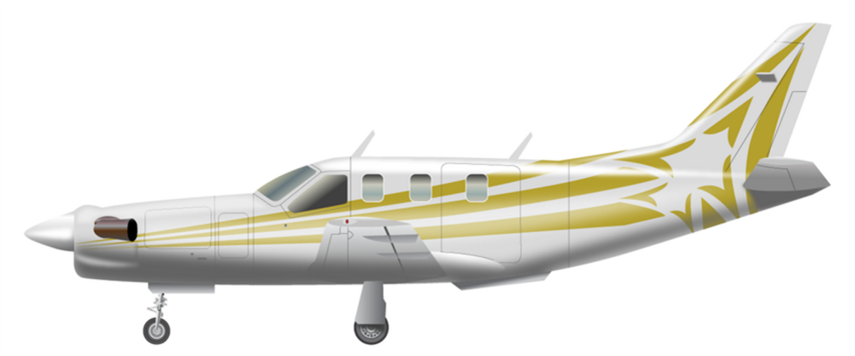 Large tbm850 side